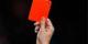 ثبت عجیب ترین اخراج و کارت قرمز فوتبالی (عکس)
