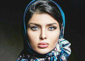 عکس های زیباترین دختر مدلینگ ایرانی