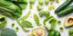 خوراکی های سبز و خواص بی نظیر آنها