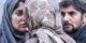گریم جدید امین حیایی و سارا بهرامی در فیلم دارکوب