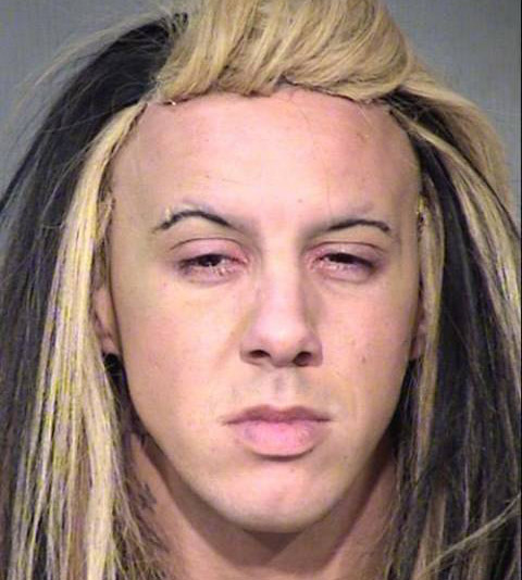 مجرمان خطرناک اروپایی و مدل موی خنده دارشان