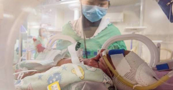 بدنیا آمدن این سه نوزاد در دو روز (عکس)