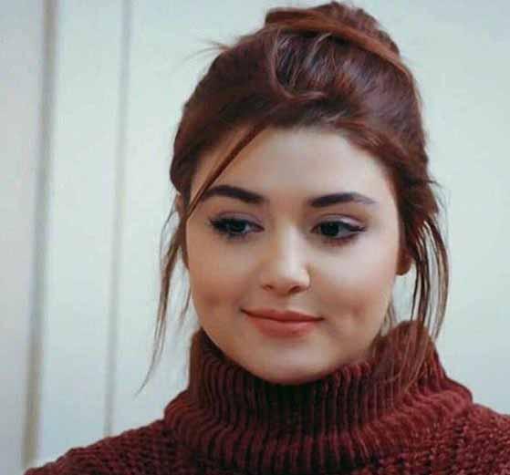 عکس ها و بیوگرافی هانده ارچل بازیگر زیبای ترک