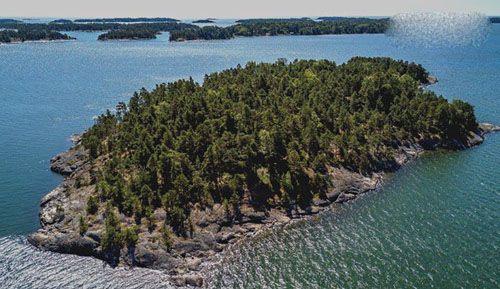 ورود آقایان در این جزیره ممنوع است (عکس)