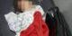 کودک رها شده در دستشویی بیمارستان (عکس)