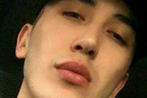 ملکه زیبایی قزاقستان یه پسر از آب درآمد (عکس)