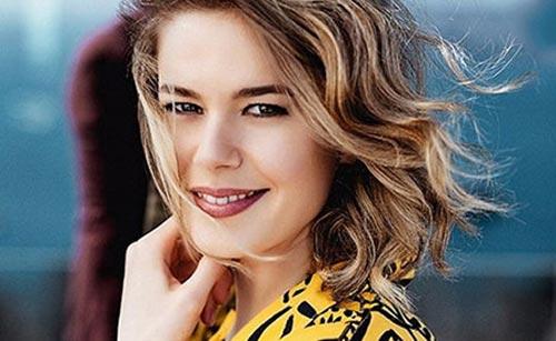 بیوگرافی و عکس های جذاب زیباترین بازیگر زن ترکیه