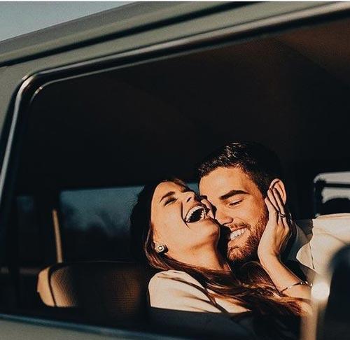 عکس های عاشقانه دونفره و رمانتیک