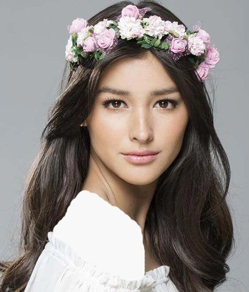 عکس های مدلی که زیباترین دختر فیلیپین شد
