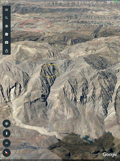 اولین تصاویر اجساد مسافران و محل سقوط هواپیمای تهران یاسوج