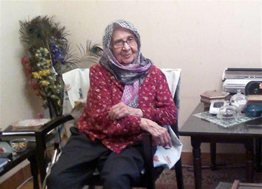 احترام السادات نواب صفوی مادر زهرا رهنورد درگذشت (عکس)
