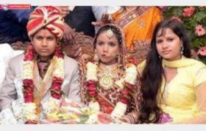 شکایت عروس از شوهرش که زن از آب درآمد (عکس)