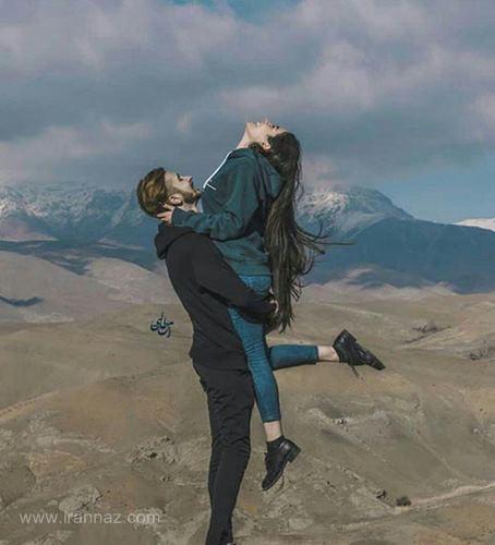 زیباترین عکسهای عاشقانه دونفره