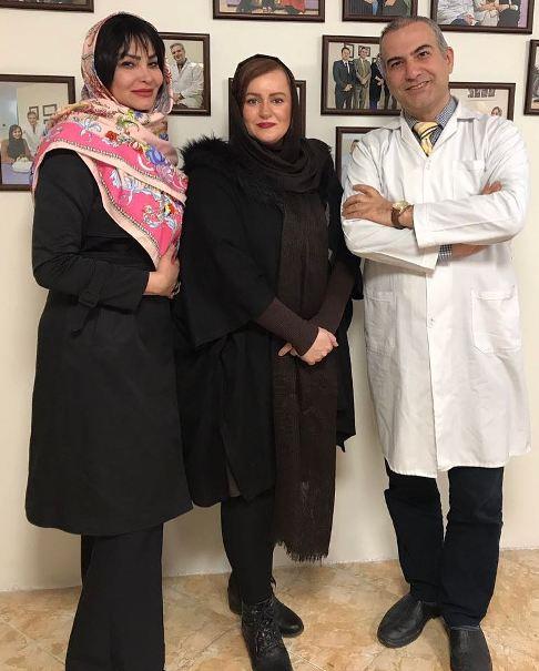 لاغر شدن چشمگیر نعیمه نظامدوست بعد از جراحی (عکس)