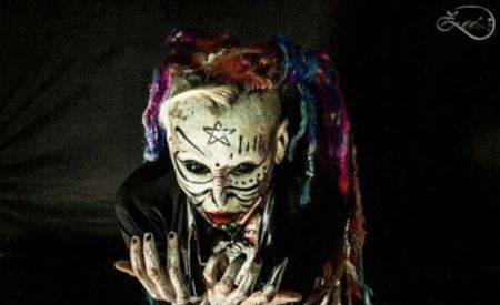 با ترسناک ترین دختر دنیا آشنا شوید (عکس)