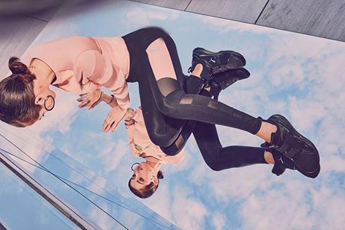 عکس های جذاب سلنا گومز برای محصولات پوما