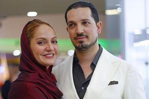 واکنش همسر مهناز افشار به ممنوع التصویر شدنش (عکس)