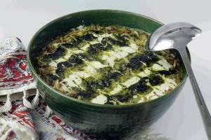 طرز تهیه غذای خوشمزه ماسووا