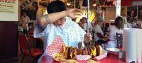 این رستوران به افراد چاق رایگان غذا میدهد (تصاویر)