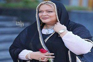 بهاره رهنما و همسرش کفشدار امام رضا شدند (عکس)