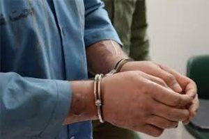 دستگیری عروس و داماد کثیف در کرج (عکس)
