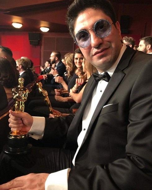 دو ایرانی برنده جایزه مراسم اسکار 2018 شدند (عکس)