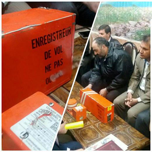ماجرای کتک کاری پس از یافتن جعبه سیاه هواپیمای تهران یاسوج (عکس)