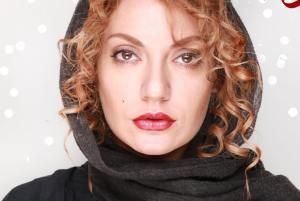 توئیت کوبنده مهناز افشار درمورد حقوق زنان (عکس)