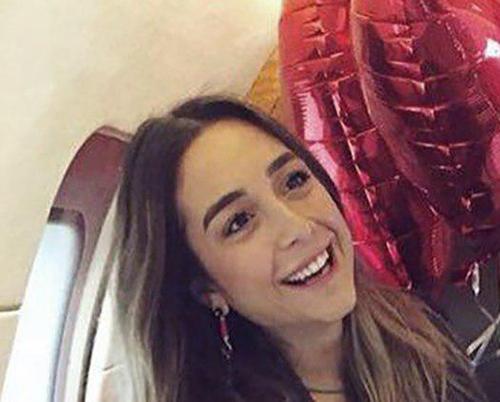 تصاویر دختر پولدار ترک قبل از سقوط هواپیما در شهرکرد (+ اسامی)