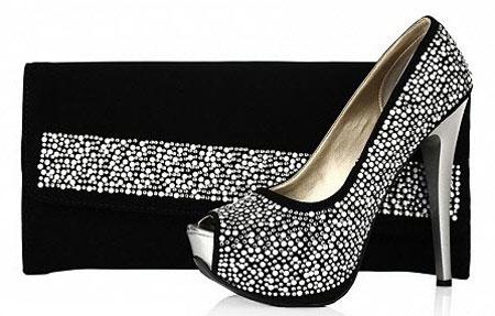 مدلهای جدید و شیک کیف و کفش ست زنانه