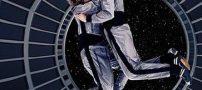 آزمایش جالب رابطه جنسی مردان و زنان در فضا 18+ (عکس)