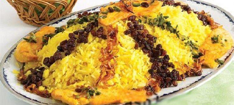 طرز تهیه سوت پلو یا شیر پلو غذای سنتی تبریز (عکس)