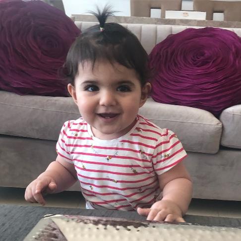 تولد یک سالگی دختر شیلا خداداد (عکس)