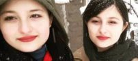 جدیدترین عکسهای سارا و نیکا فرقانی بازیگران سریال پایتخت