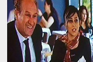بازی بازیگر زن کانال جم در سریال پایتخت 5 (تصاویر)