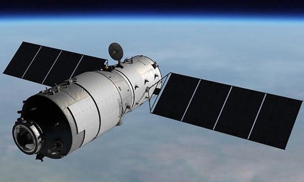 محل سقوط فضاپیمای جنجالی چینی مشخص شد (عکس)