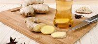 خواص درمانی جالب خوردن آب زنجبیل با شکم خالی
