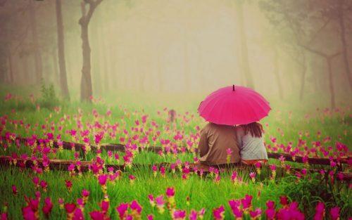 زیباترین متنهای عاشقانه و اس ام اس عاشقانه بهار