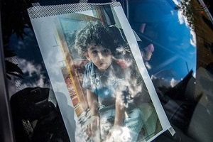 قاتل اهورا بدون حضور مادر کودک قربانی اعدام شد (عکس و جزئیات)