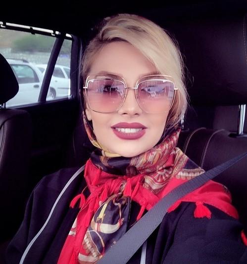 بیوگرافی و عکسهای مونا فائزپور همسر احمد مهران فر (مصاحبه)
