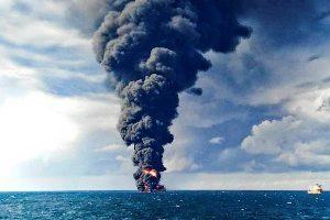 کاپیتان مقصر حادثه نفتکش سانچی اعلام شد