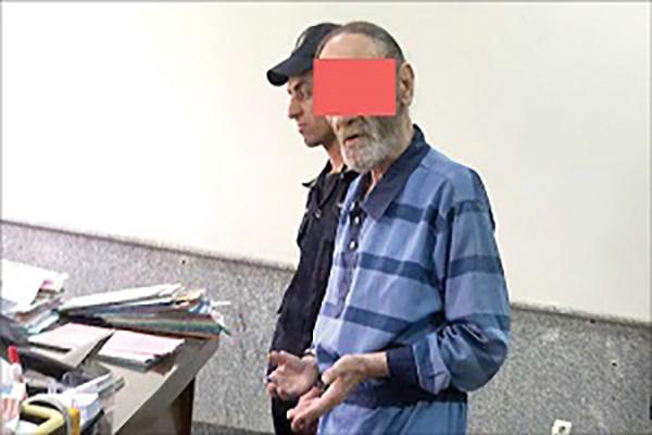 پدر و پسر آدم خوار در تهران مادربزرگشان را خوردند (عکس)