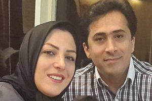 المیرا شریفی مقدم گوینده اخبار عزادار شد (عکس)