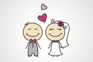 ازدواج خانم بازیگر مشهور بدون حضور خانواده اش (عکس)