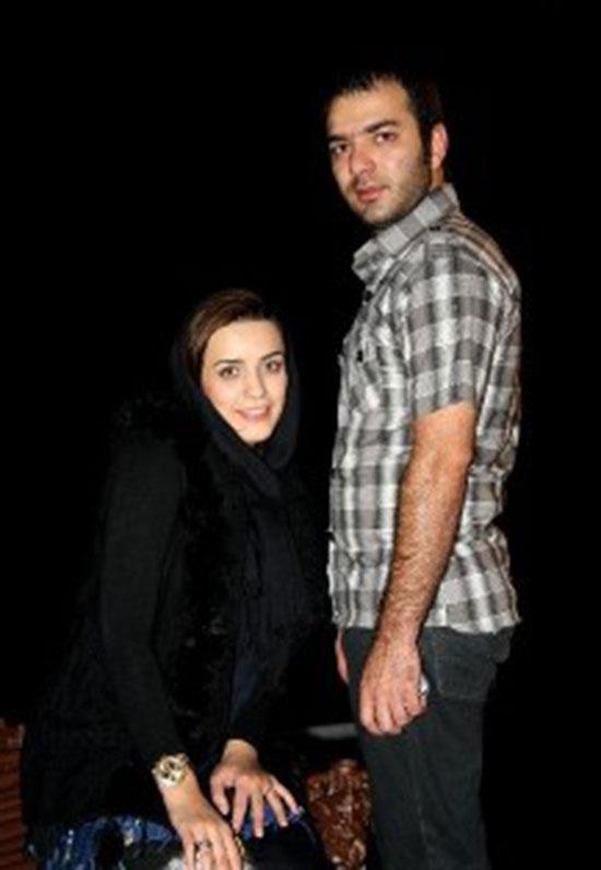 علی کوچولو و همسرش به شبکه من و تو پیوستند (عکس)