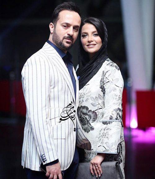 عکسهای جدید احمد مهران فر و همسرش مونا