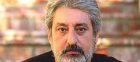 پست دردناک ابی برای درگذشت ناصر چشم آذر (عکس)