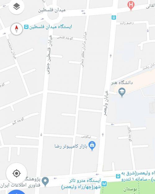 ماجرای پلیس و همجنس بازها در خیابان مظفر تهران