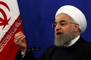 واکنش روحانی به خروج آمریکا از برجام