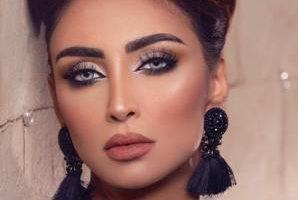 دلتنگی الهام عرب مدل مشهور اینستا برای دخترش (عکس)